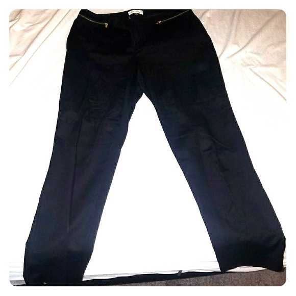Calvin Klein Pants - Black Suit Pants